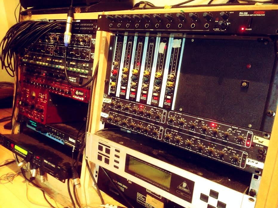 Control Room Racks 1 - Control room