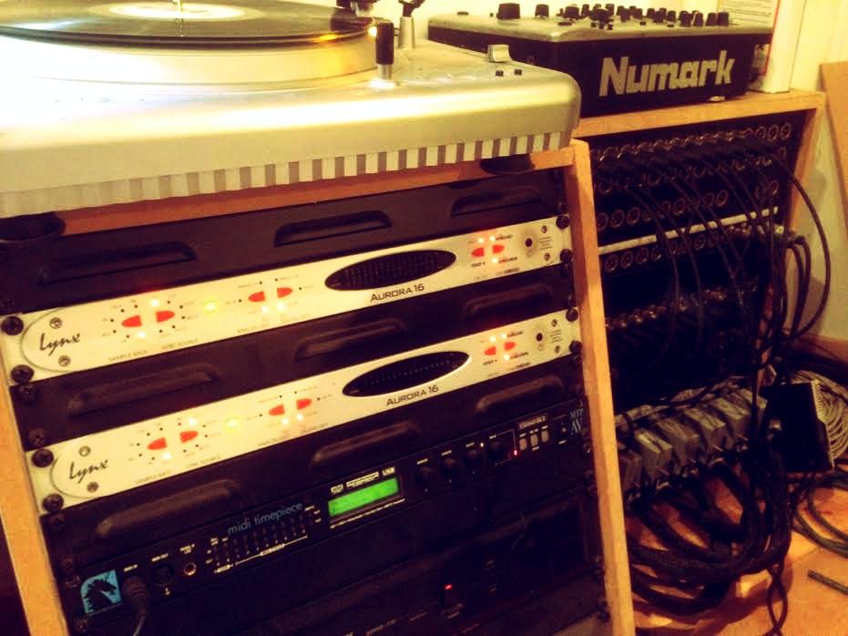 Control Room Racks 2 - Control room