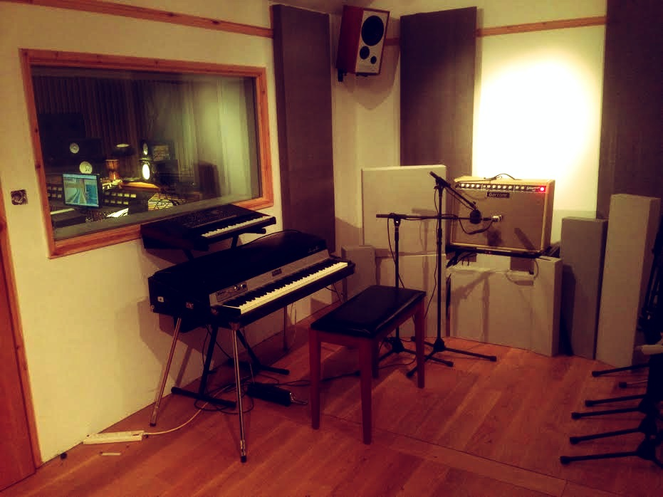 Live Room 1-Studio