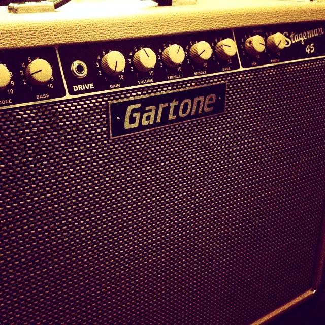 Gartone Amp- Live room 1