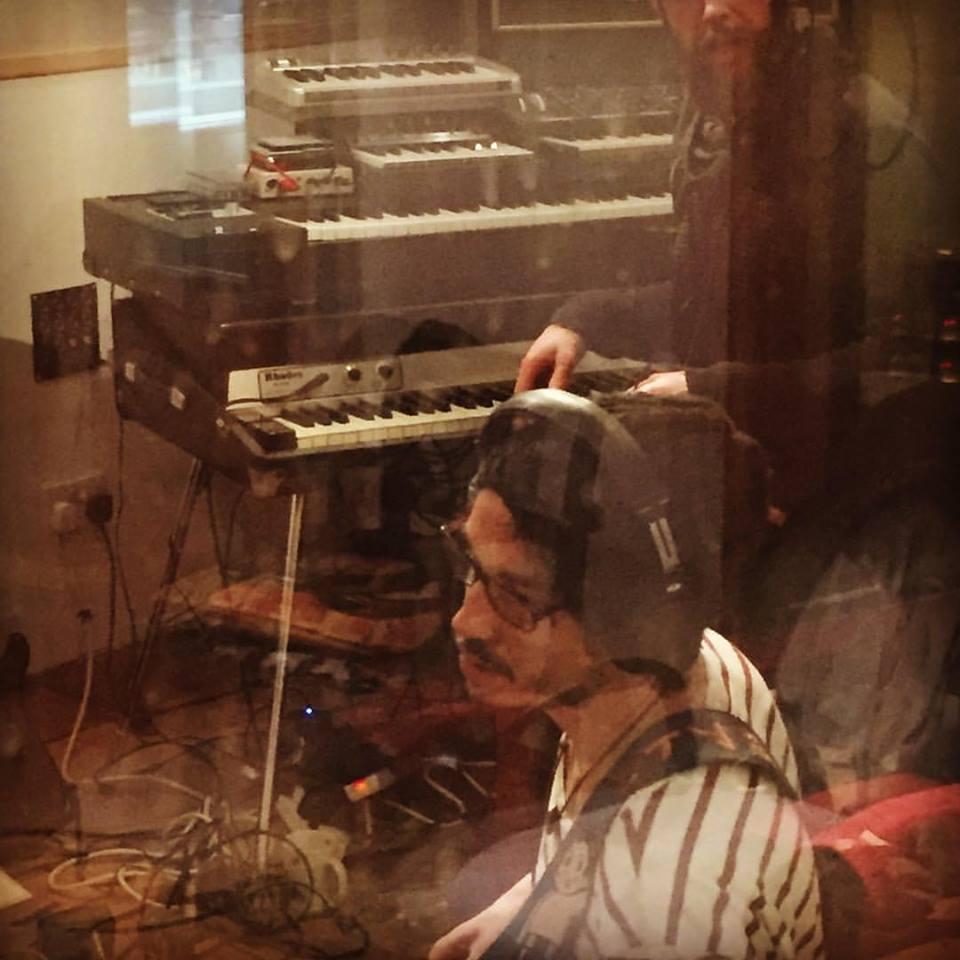 Cotton Mouth Recording Studio, Manchester, UK
