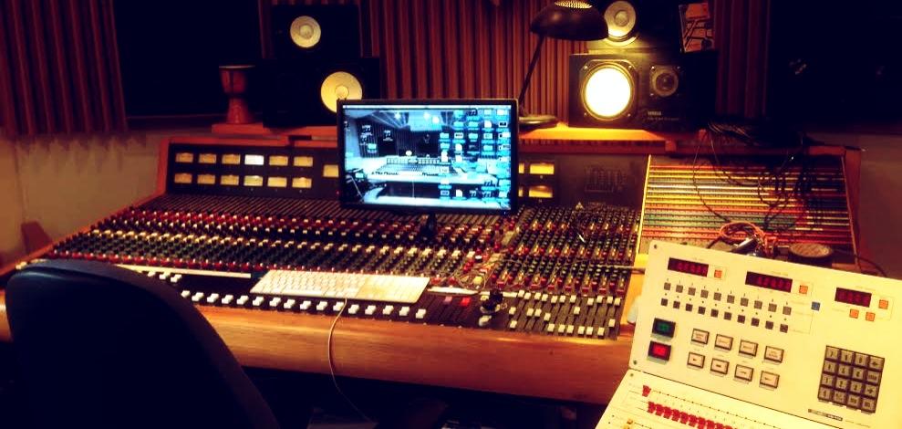 Control Room-Studio